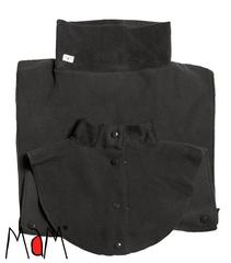 Флисовая слинго-манишка для мамы и малыша МаМ Babywearing Dickey Fleece, Черный