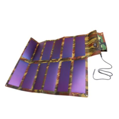 Складной гибкий солнечный элемент AVP-C, 60Wh, 12V - 1 шт.