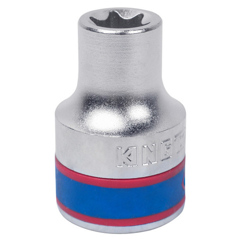 KING TONY (337508M) Головка торцевая TORX Е-стандарт 3/8