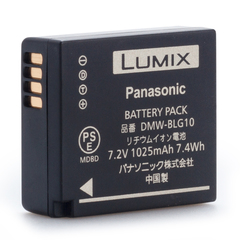 Аккумулятор Panasonic DMW BLG10