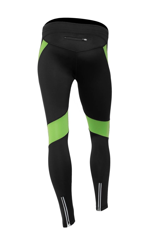 Женские беговые лосины NordSki Premium (NSU150160) черные