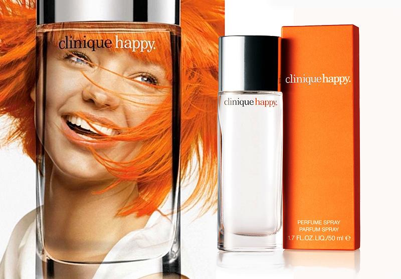 Clinique - Happy, отдушка парфюмерная 15 мл