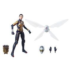 Активная Фигурка Оса (Wasp) - Marvel Legends, Hasbro
