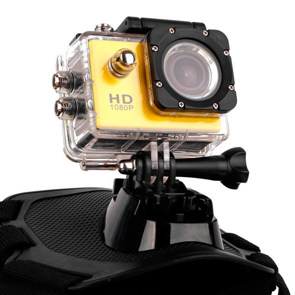 Крепление на собаку для GoPro и SJ4000