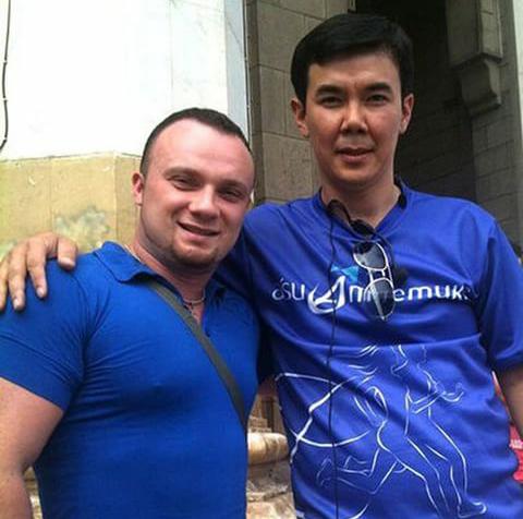 Андрей Миронов и Нурлан Коянбаев(КВН)