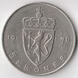 K5281, 1976, Норвегия, 5 крон
