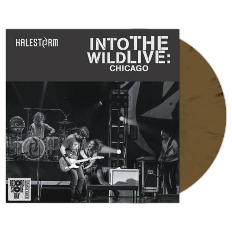Halestorm / Into The Wild Live: Chicago (Coloured Vinyl)(10
