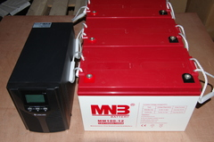 Аккумулятор MNB MM 100-12 - фото 4