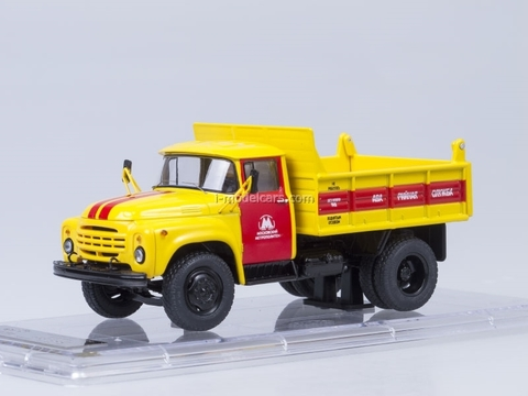 ZIL-MMZ-4502 tipper Emergency Moscow metro limited edition 360 Start Scale Models (SSM) 1:43