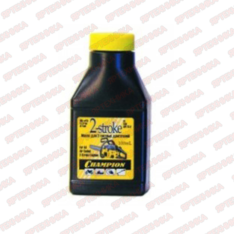 Масло для 2-х тактных двигателей Champion TSC-3, 0,1л