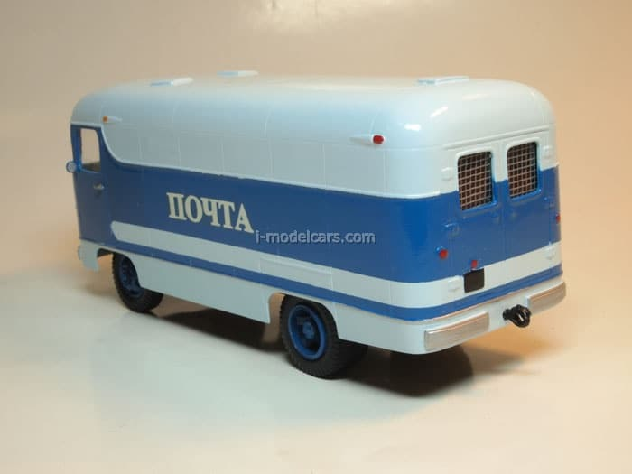 ART-TA9S van Post (1963) Vector-models 1:43