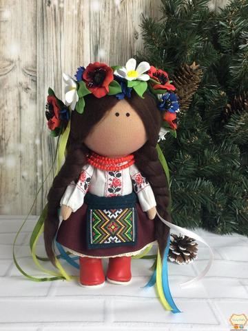 Лялька Олеся. Колекція La Petite.