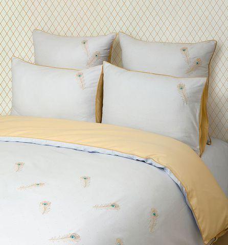 Постельное белье 1.5 спальное Luxberry Павлин