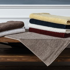 Элитный коврик для ванной Chester белый от Casual Avenue