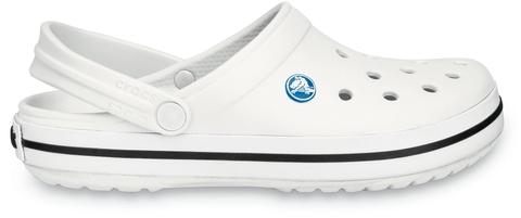 Обувь для взрослых CROCS Сабо Crocband White