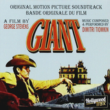 Soundtrack / Dimitri Tiomkin: Giant (CD)