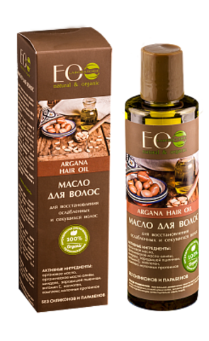 EO Laboratorie Масло для восстановления ослабленных и секущихся волос 200мл
