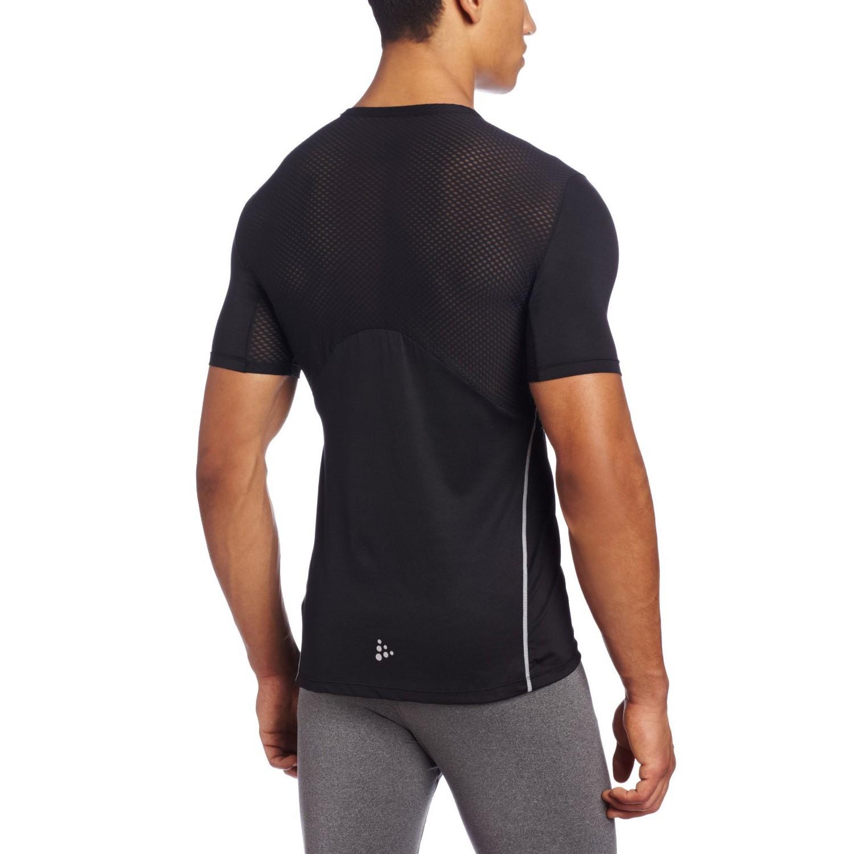 Спортивная футболка для мужчин Craft Cool Concept (крафт) с охлаждающим эффектом,