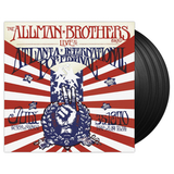 The Allman Brothers Band / Live At The Atlanta International Pop Festival, July 3 & 5 1970 (4LP)