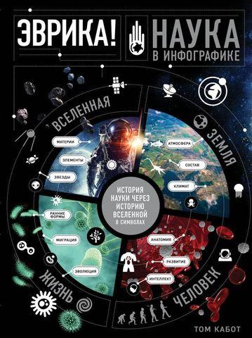Эврика! Наука в инфографике (История науки через историю вселенной в символах)
