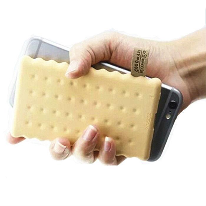 """Оригинальные подарки Внешний аккумулятор """"Печенье"""" 5d4dcba6788ba33bae543c0b62aff80e.jpg"""