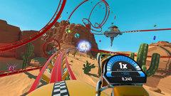 PS4 RollerCoaster Tycoon: Joyride (только для PS VR, английская версия)
