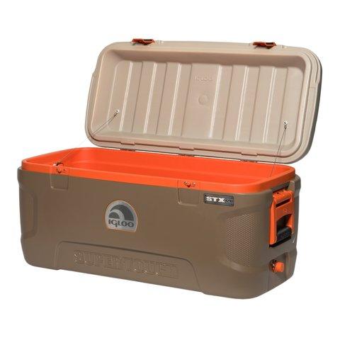 Изотермический контейнер Igloo Sportsman 120 Super Tough (термоконтейнер, 95 л.)