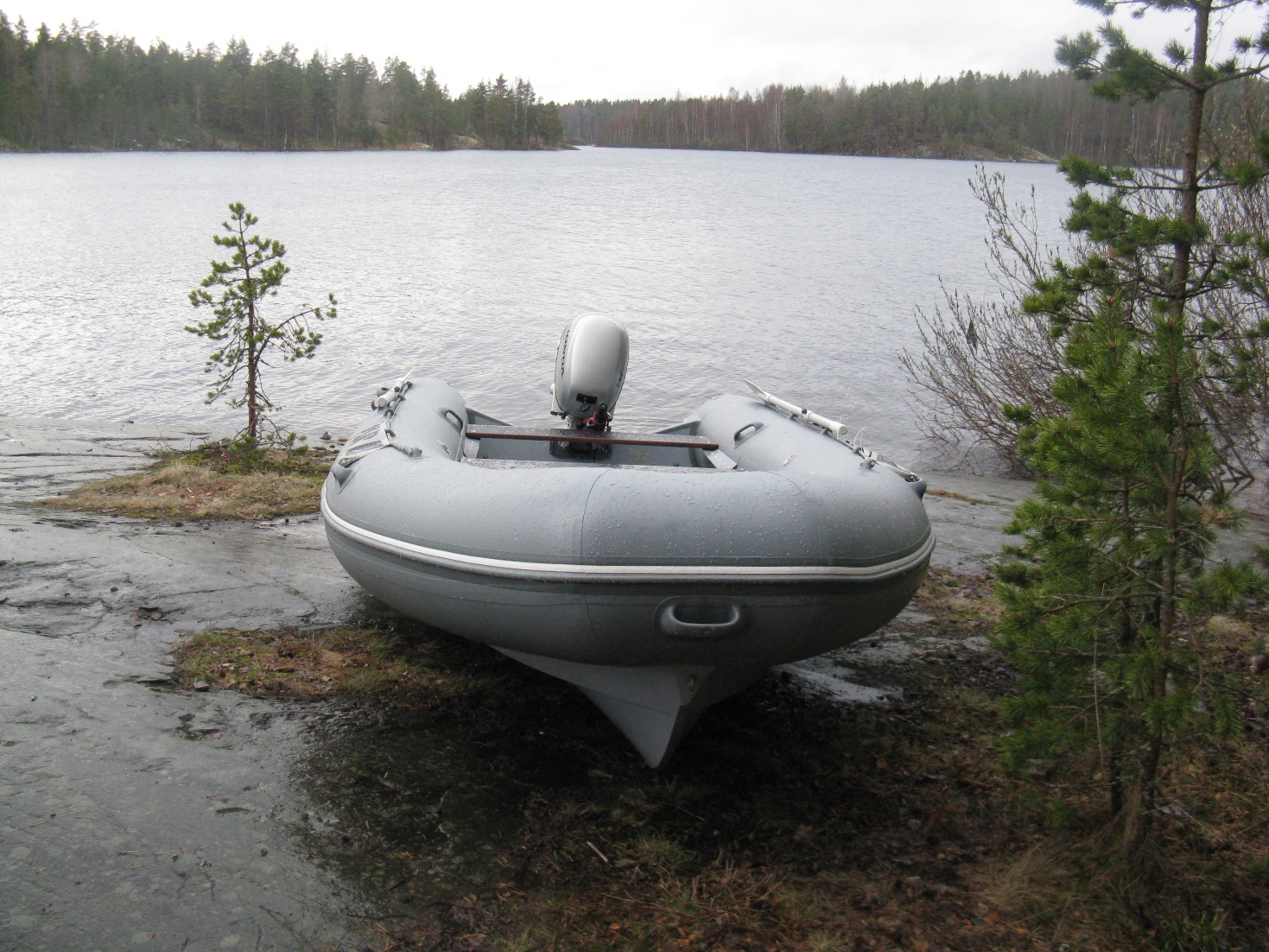 Складной РИБ WinBoat 440RF Sprint