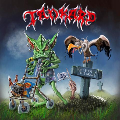 Tankard / One Foot In The Grave (RU)(2CD)
