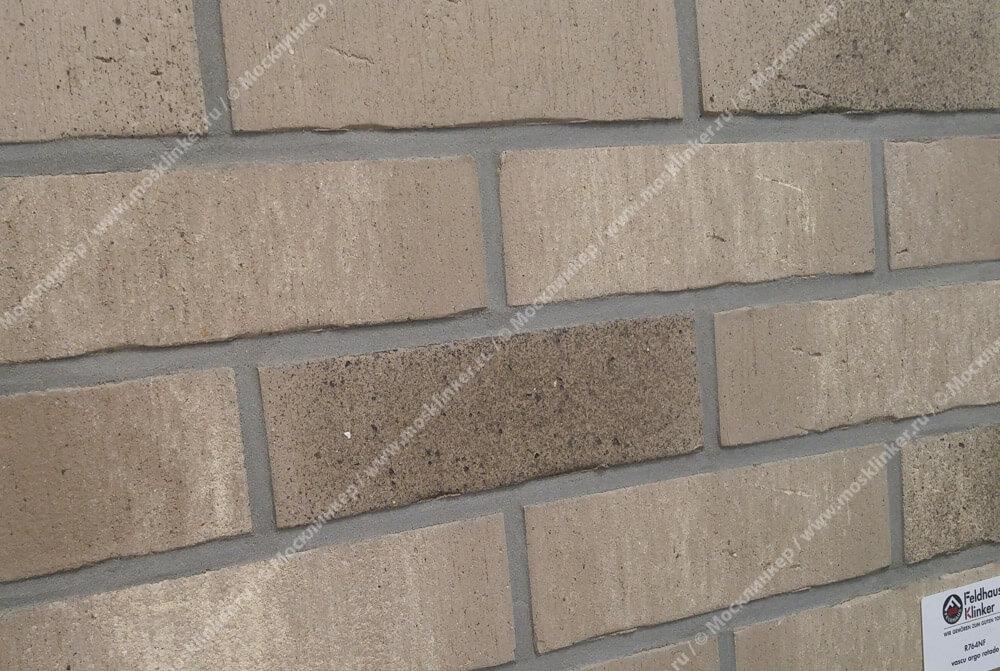 Feldhaus Klinker - R764NF14, Vascu Argo Rotado, 240x14x71 - Клинкерная плитка для фасада и внутренней отделки