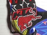 Мотоперчатки KINI RED BULL KTM M4, кроссовые перчатки