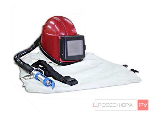 Шлем пескоструйщика ВМЗ