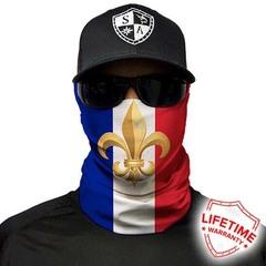Бандана с флагом SA France Flag