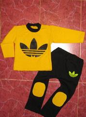Детский спортивный костюмчик  Адидас