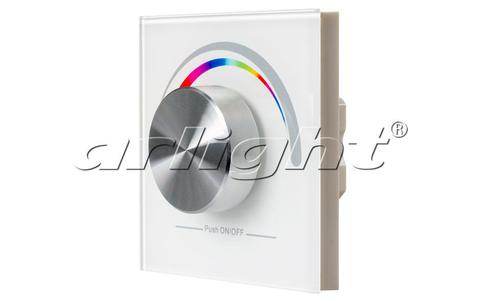 Панель Alright Rotary SR-2836-RGB White (3V,RGB,1зона)
