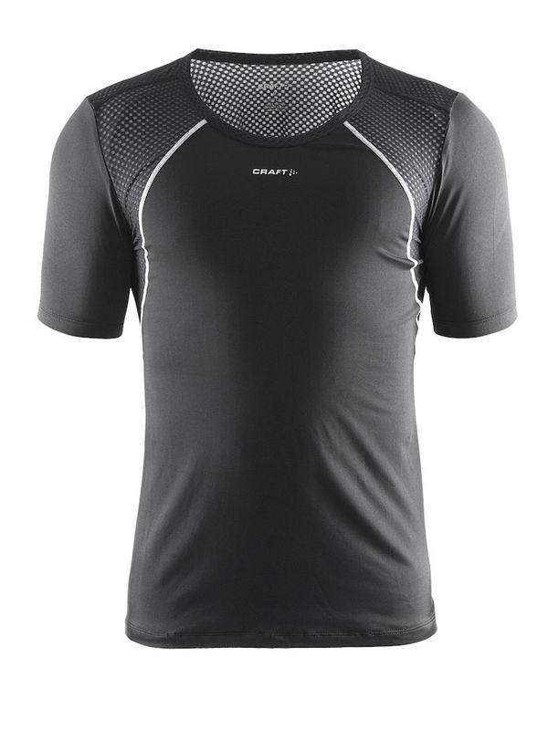 Мужская футболка беговая Craft Cool Concept 1901381-9999  | Интернет-магазин Five-sport.ru