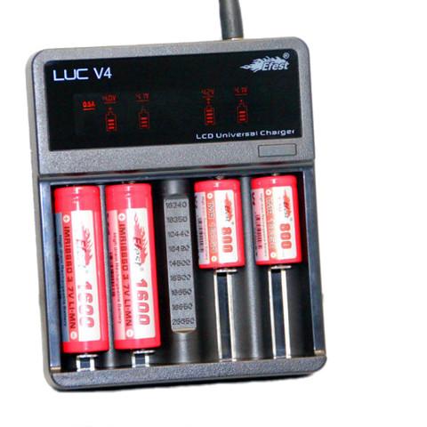 Зарядное устройство Efest LUC