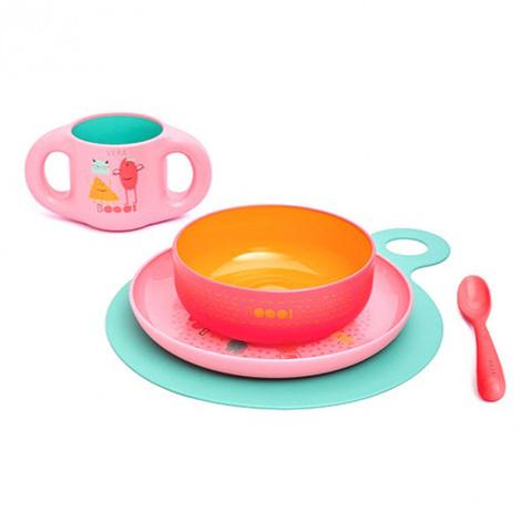SUAVINEX Набор посуды 5 предметов, коллекция BOOO