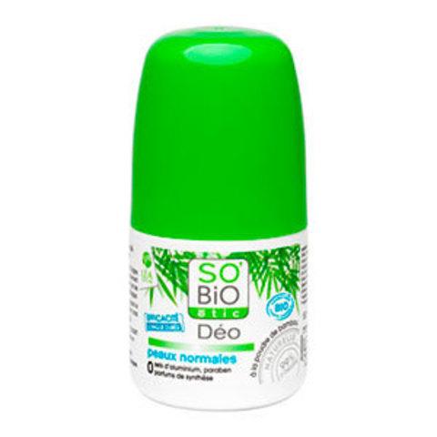 СОБиО этик Дезодорант для нормальной кожи «БАМБУК», 50 мл