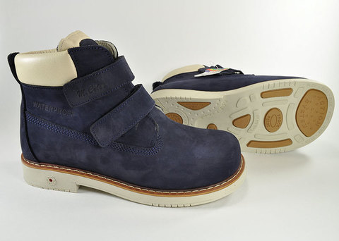 Ботинки утепленные Minicolor 750-01