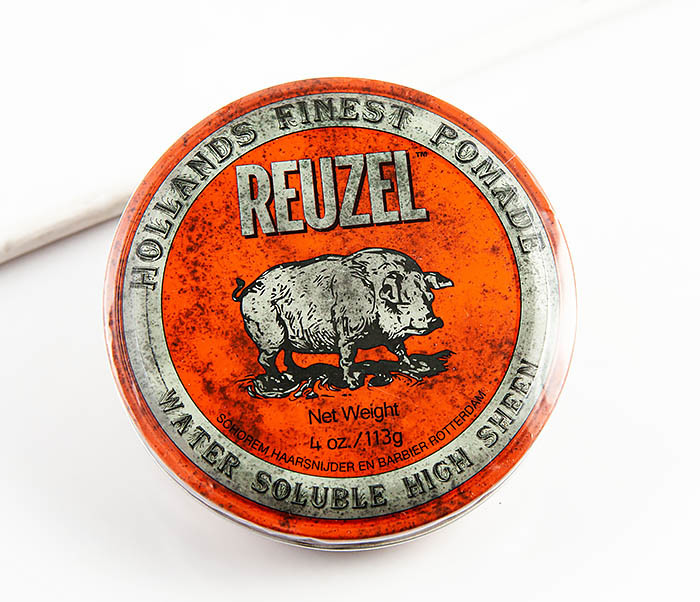 CARE125 Помада для волос Reuzel High Shine Pomade (113 гр)