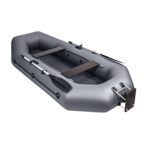 Лодка ПВХ АКВА-МАСТЕР 300 ТР графит