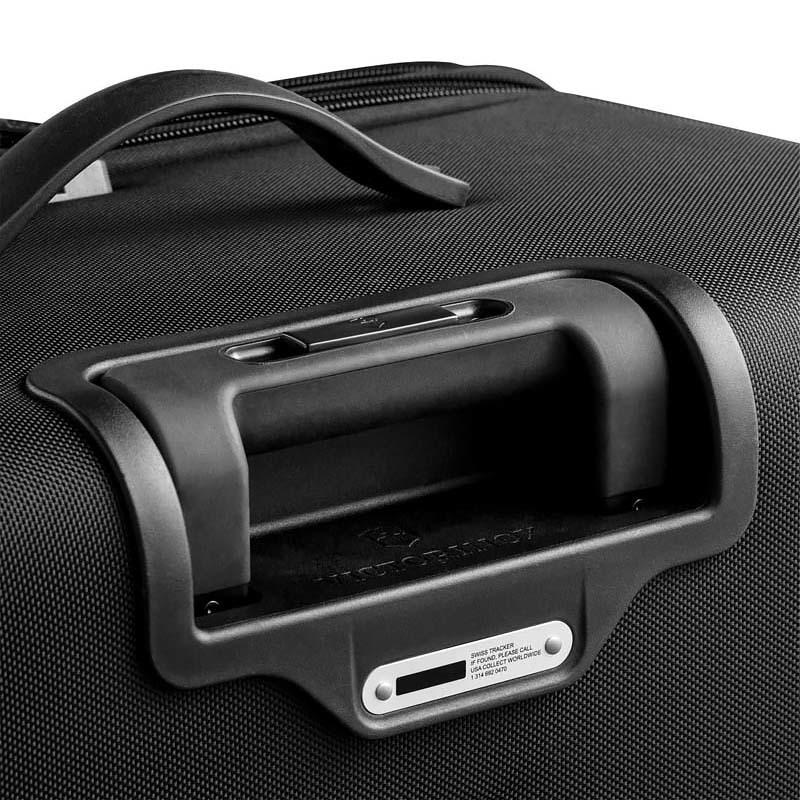 Чемодан Victorinox Lexicon Dual-Caster, черный, 44x30x61 см, 81,4 л