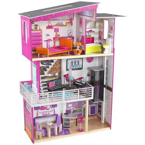 KidKraft Luxe - кукольный домик 65871_KE