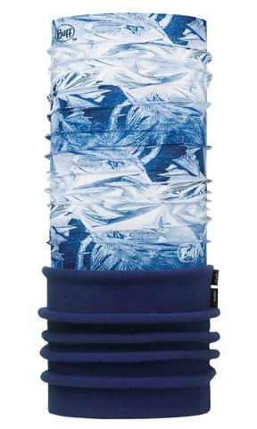 Шарф-труба трансформер Buff Polar Frost Blue