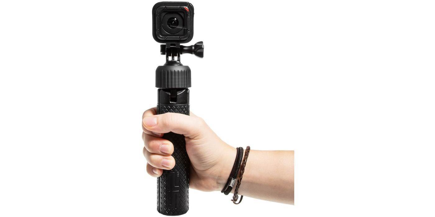Штатив-трипод SP POV Tripod Grip в руке