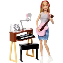 Кукла Барби Музыкант - Barbie Girls Music Blonde, Mattel