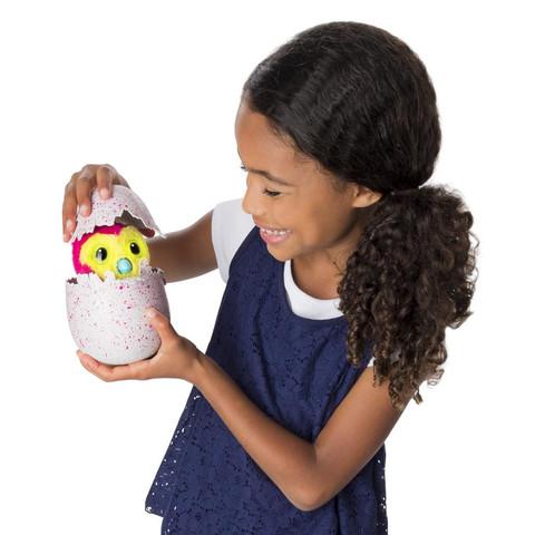Новая версия Интерактивной игрушки Хетчималс  (Hatchimals) - самовы...