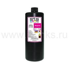 УФ - чернила STS для Roland ECO - UV Magenta 1000 мл