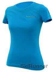 Футболка Nordski Active Light Blue 2020 женская